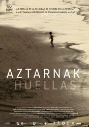 Aztarnak-Huellas