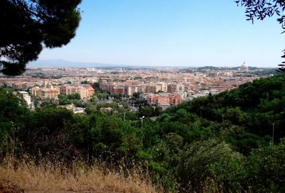 Dónde ver el mejor atardecer en Roma - Monte Mario y su gran panorámica a 139 metros
