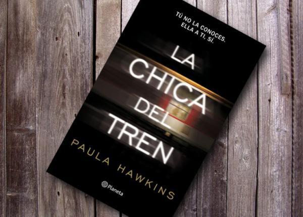 Libros de intriga que enganchan - La chica del tren, de Paula Hawkins