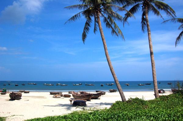 Playas paradisíacas en Vietnam que tienes que conocer - China Beach, la playa más turística