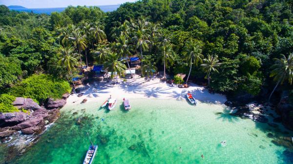 Playas paradisíacas en Vietnam que tienes que conocer - Isla Phu Quoc, las playas más bonitas del sur de Vietnam