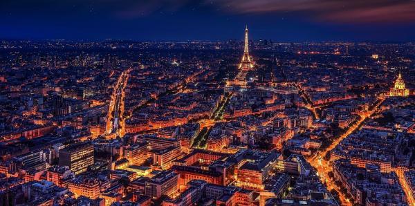Los mejores sitios para viajar en pareja - Francia y París, la ciudad del amor