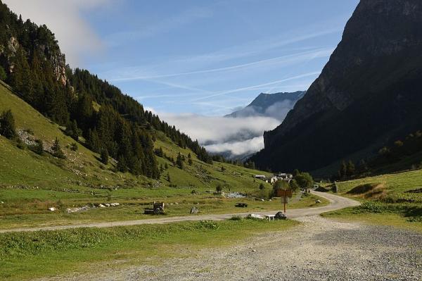 Los mejores parques naturales de Francia - Parque Nacional de la Vanoise