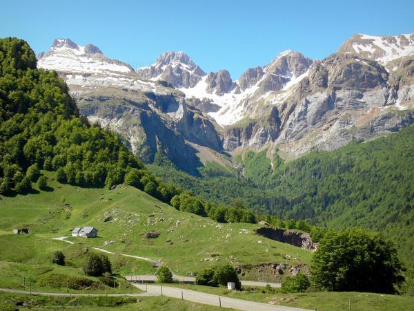 Los mejores parques naturales de Francia - Parque nacional de los Pirineos