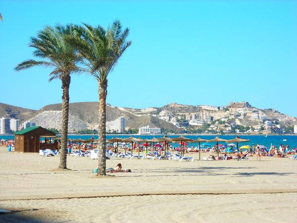 Las playas más bonitas de Valencia - Playa de Sant Antoni (Cullera)
