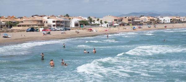 Las playas más bonitas de Valencia - Playa del Puig