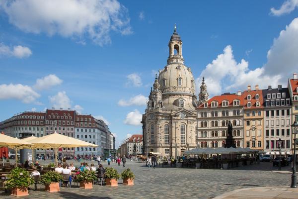 Las mejores rutas de autocaravana en Europa - Sajonia, Alemania, ideal para una ruta en autocaravana