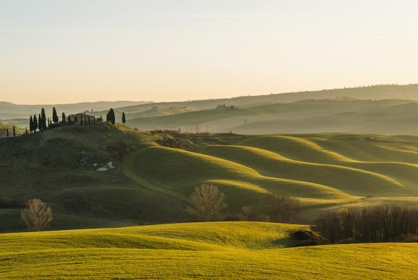 Las mejores rutas de autocaravana en Europa - Toscana, una de las rutas de autocaravana por Europa más icónicas