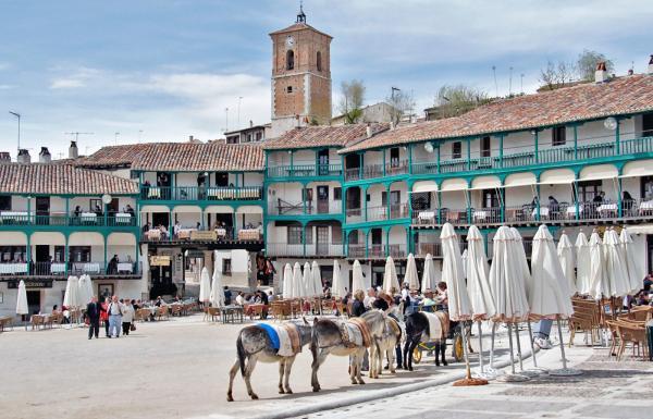 Pueblos con encanto cerca de Madrid - Chinchón, un pueblo ideal cerca de Madrid