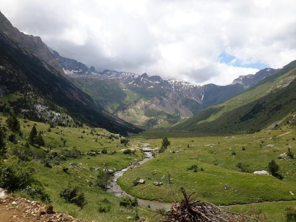 Sitios bonitos para viajar en familia - Parque Nacional Ordesa y Monte Perdido