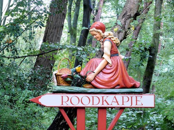 Los 5 mejores parques de atracciones de Europa - Efteling (Países Bajos)