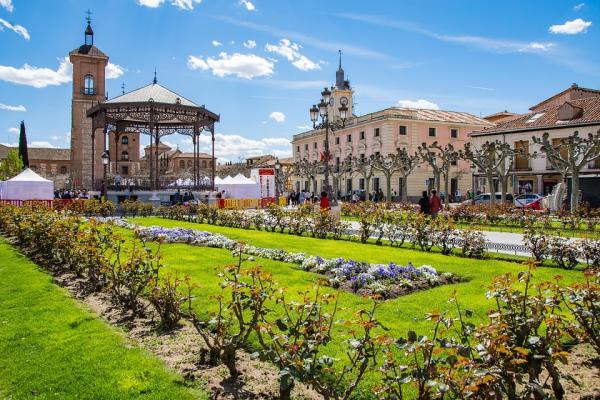 5 pueblos románticos de Madrid - Alcalá de Henares, uno de los pueblos más bonitos de Madrid