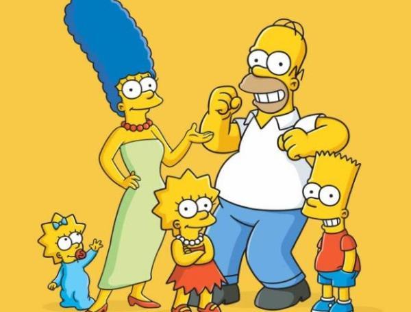 4 series que se parecen a Los Simpson
