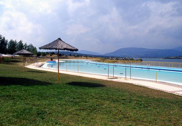 Las mejores piscinas naturales de Madrid - Área recreativa de Riosequillo