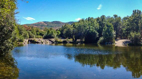 Las mejores piscinas naturales de Madrid - Las Presillas en Rascafría