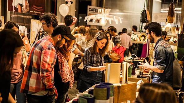 Cosas divertidas que hacer en Madrid - Mercadillos y exposiciones en Madrid