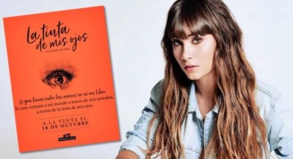 Los mejores libros para regalar en Navidad - La tinta de mis ojos de Aitana Ocaña