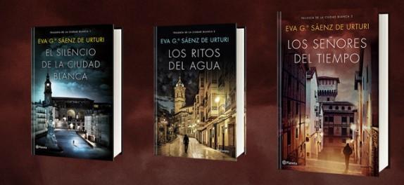 Los mejores libros para regalar en Navidad - Los señores del tiempo de Eva García Sánez de Turista