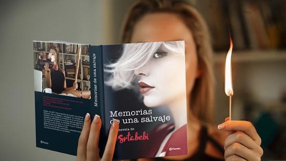 Los mejores libros para regalar en Navidad - Memorias de una salvaje de @SrtaBebi