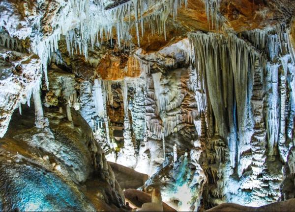 Las mejores cuevas en Mallorca - Cuevas de Campanet, en un valle natural