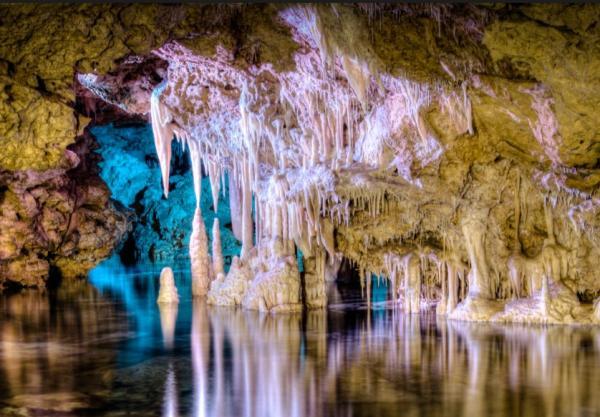 Las mejores cuevas en Mallorca - Cuevas dels Hams, una obra de arte de la naturaleza