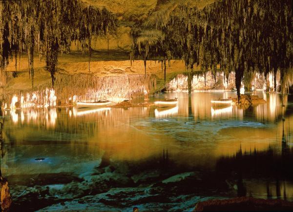 Las mejores cuevas en Mallorca