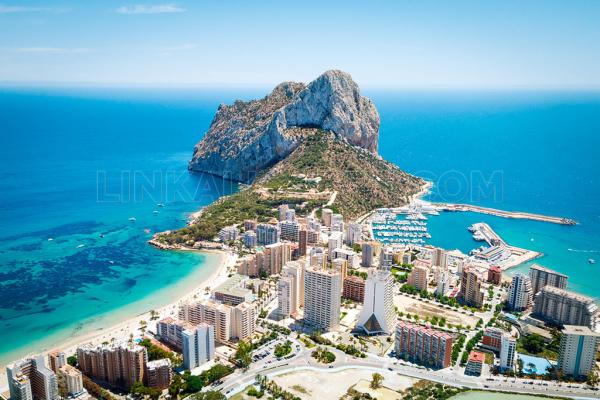 Los mejores parques naturales en Alicante - El Peñón de Ifach