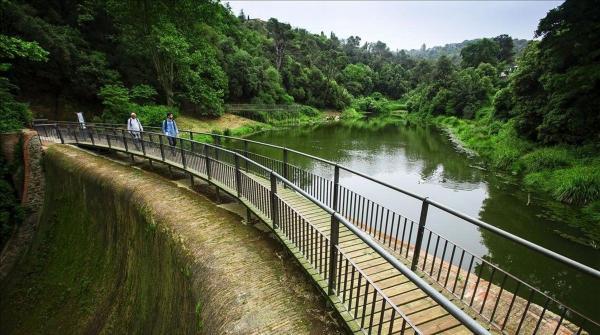 Los mejores parques naturales cerca de Barcelona - Pantano de Vallvidrera