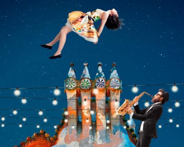 Qué hacer en verano en Barcelona - Casa Batlló, cena con espectáculo veraniego