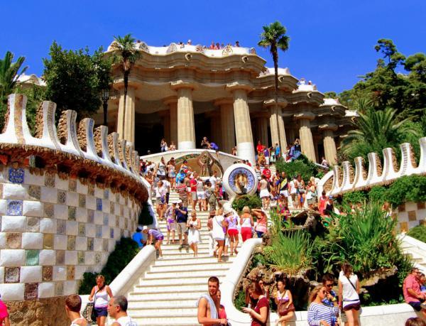 Qué hacer en verano en Barcelona - Park Güell, uno de los mejores planes para el verano