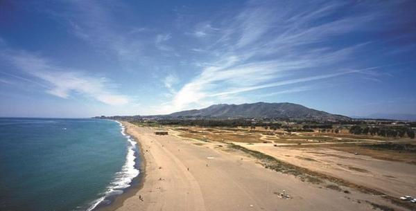 Las mejores playas de Málaga capital - Playa de Guadalmar
