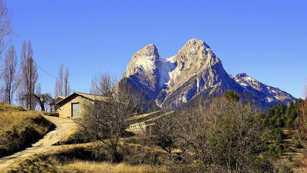 Los mejores parques naturales en Cataluña - Macizo de Pedraforca