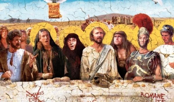 Las mejores películas de risa - La vida de Brian, una de las mejores comedias