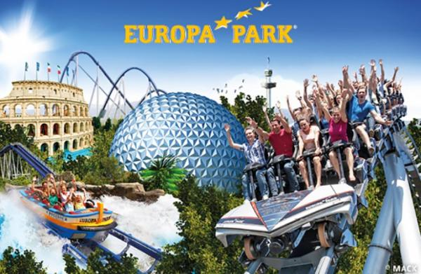 Los mejores parques de atracciones del mundo - Europa-Park (Alemania)