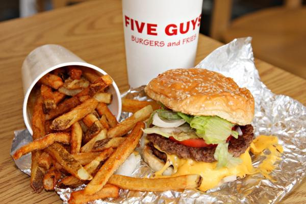 Dónde comer bien y barato en Londres - Cadenas de comida rápida