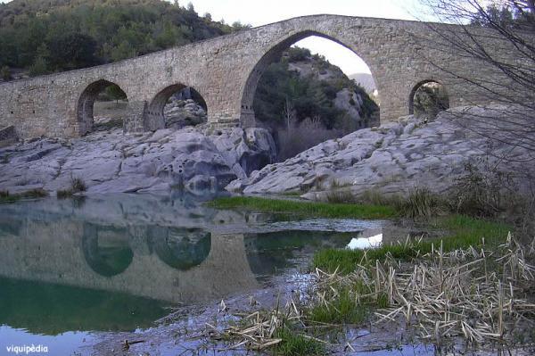 Piscinas naturales cerca de Barcelona - Sant Quirze del Pedret