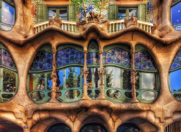 Qué ver en Barcelona con niños - Casa Batlló de Barcelona: visita teatralizada