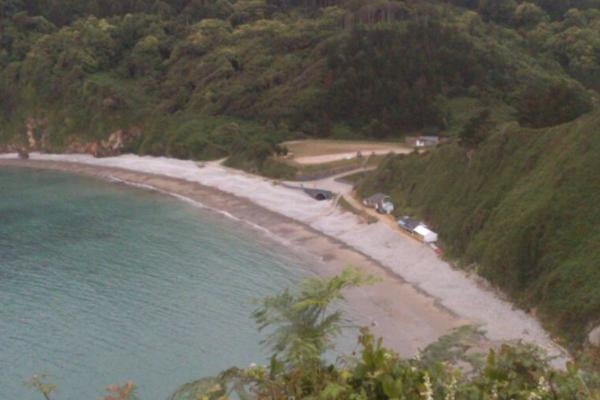 Playas bonitas en Asturias - Playa de Cadavedo / La Ribeirona