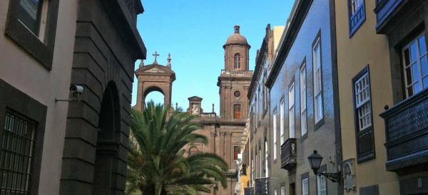 Qué ver en Las Palmas de Gran Canaria - El casco histórico de Vegueta