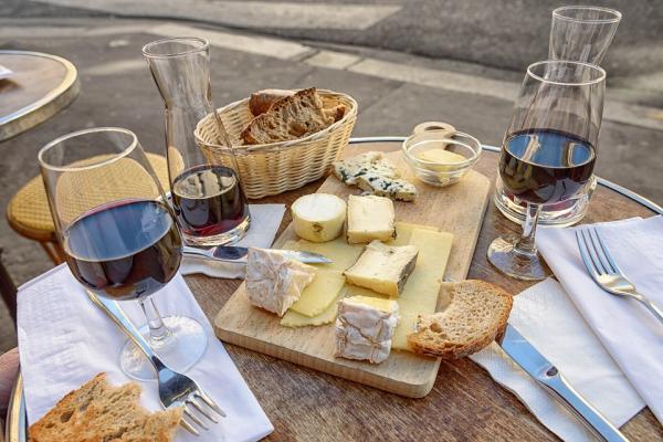 Comer bien y barato en París