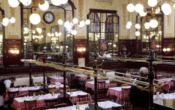 Comer bien y barato en París - Le Bouillon Chartier