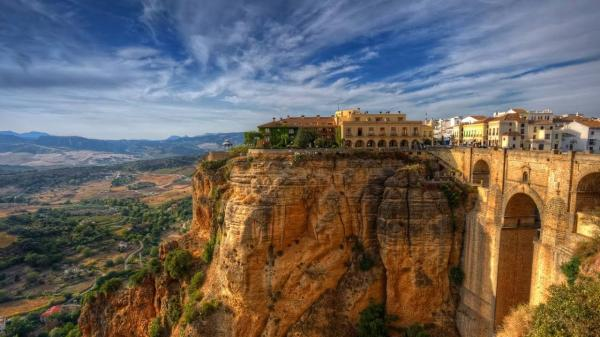 Pueblos románticos de Andalucía - Ronda (Málaga)