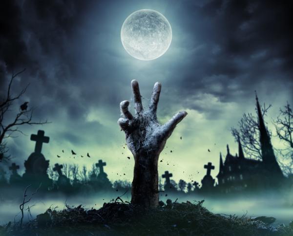 Los mejores libros de zombies