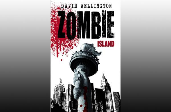 Los mejores libros de zombies - Zombie island