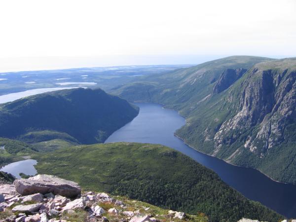 Los mejores parques nacionales de Canadá - 4. Parque Nacional Gros Morne, una maravilla natural en Terranova