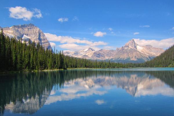 Los mejores parques nacionales de Canadá - 5. Parque Nacional Yoho, visita las cataratas más altas de Canadá