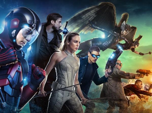 Las mejores series de superhéroes