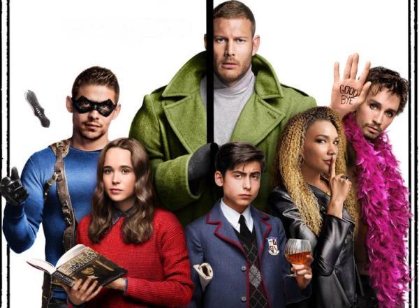 Las mejores series de superhéroes - Series de superhéroes de Netflix
