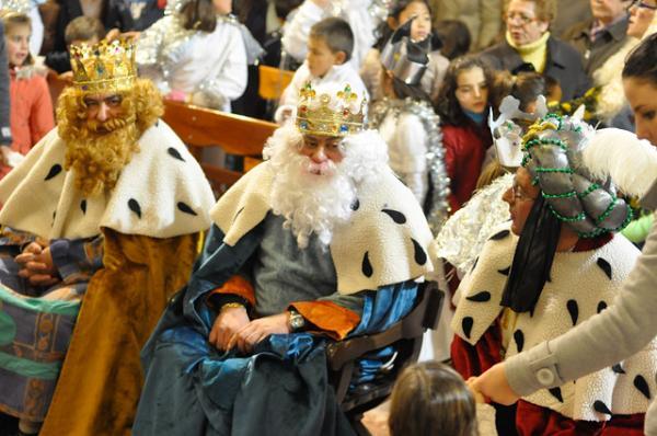 Dónde entregar la carta a los Reyes Magos en Madrid