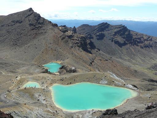 Dónde se rodó El Señor de los Anillos - Parque Nacional Tongariro, Nueva Zelanda y El Señor de los Anillos
